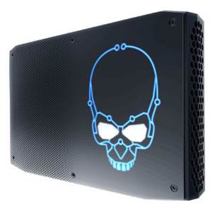 Intel NUC9i7QNX4 i9-9750H 9th Gen NUC Barebone Kit