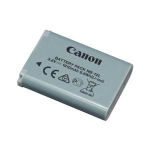 Canon NB-12L Li-Ion Camera Battery