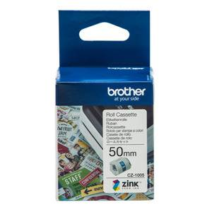 Brother CZ-1005 50mm Printable Roll Cassette