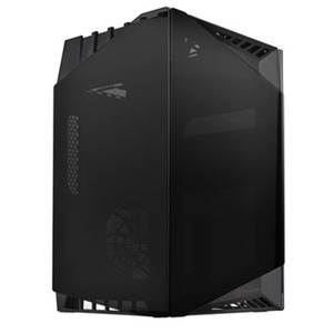 SilverStone Lucid LD03B MITX SFF Tempered Glass Case