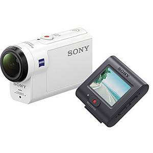Sony HDRAS300R FHD Action Cam with Wi-Fi GPS & Remote