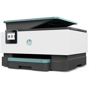 HP Officejet Pro 9018 Inkjet AiO MFC Printer (Oasis Blue)