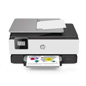 HP Officejet Pro 8012 Inkjet AiO MFC Printer (Light Basalt colour)