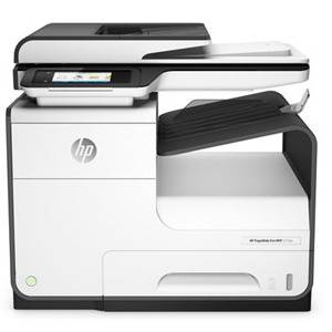 HP PageWide Pro 477dw 40ppm MFC Printer 4yrWty