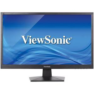 "ViewSonic VA2407H 24"" 1920x1080 FHD 5ms Monitor VGA HDMI"
