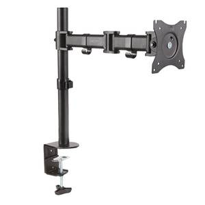 """Digitus 15-27"""" Single Monitor Stand with Clamp Base"""
