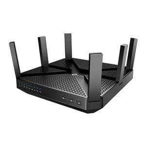 TP-Link Archer C4000 Router AC4000 Wireless Tri-Band 1.8GHz CPU