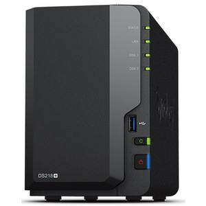 Synology DS218+ 2 Bay NAS