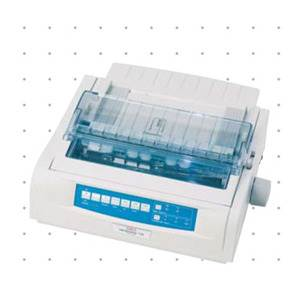 OKI Microline ML721P 9Pin 15 Inch Dot Matrix Printer