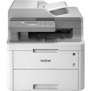 Brother DCPL3551CDW 18ppm Colour Laser MFC Printer WiFi