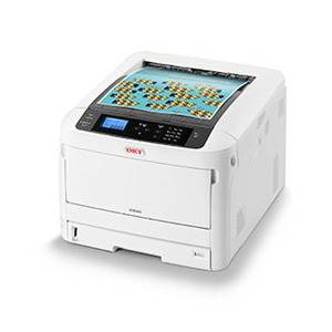 OKI C834NW A3 36ppm Colour LED Printer - WiFi