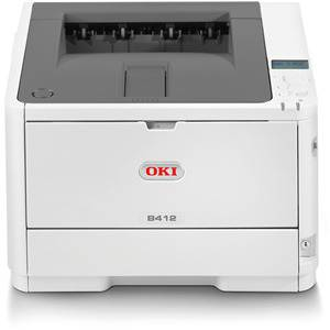 OKI B412dn A4 33ppm Mono LED Printer