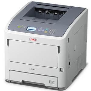 OKI B721dn A4 47ppm Mono LED Printer