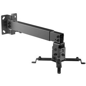 Brateck 430-650mm Universal Ceiling/Short Throw Projector Wall Mount