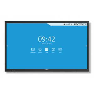 """CommBox Interactive Pulse (V3) 4K 86"""" PCAP Touchscreen"""