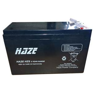 12V 8.6AH Replacement Battery, Long Life