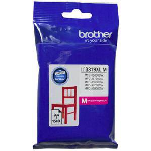 Brother LC3319XL Magenta Ink Cartridge (1500 Pages)