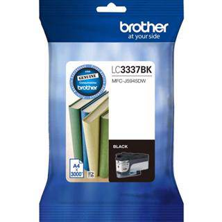 Brother LC3337 Black Ink Cartridge (3000 Pages)
