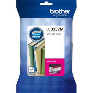 Brother LC3337 Magenta Ink Cartridge (1500 Pages)