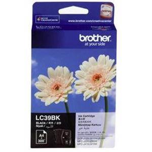 Brother LC39 Black Ink Cartridge (300 Pages)