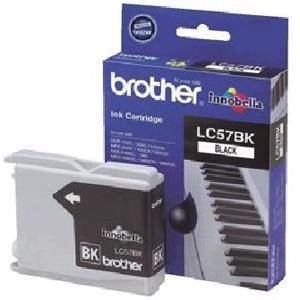 Brother LC57 Black Ink Cartridge (500 Pages)