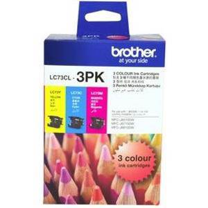 Brother LC73 Value Pack (3 Pack)