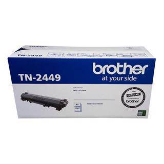 Brother TN-2449 Black Toner Cartridge (4500 Pages)