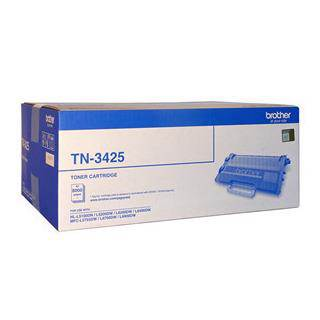 Brother TN-3425 Black Toner Cartridge (8000 Pages)