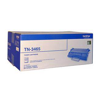 Brother TN-3465 Black Toner Cartridge (12,000 Pages)