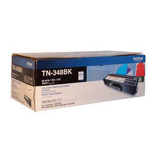 Brother TN-348 Black Toner Cartridge (6000 Pages)