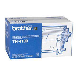 Brother TN-4100 Black Toner Cartridge (7500 Pages)