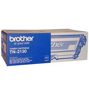 Brother TN2130 Black Toner Cartridge (1500 Pages)