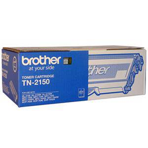 Brother TN2150 Black Toner Cartridge (2600 Pages)