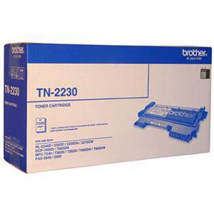 Brother TN2230 Black Toner Cartridge (1200 Pages)