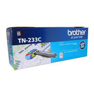 Brother TN233 Cyan Toner Cartridge (1300 Pages)