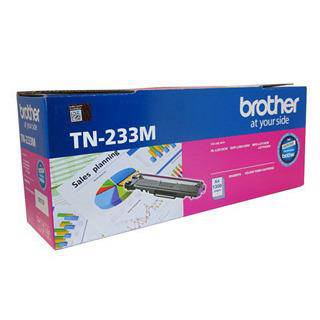 Brother TN233 Magenta Toner Cartridge (1300 Pages)
