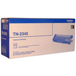Brother TN2345 Black Toner Cartridge (2600 Pages)