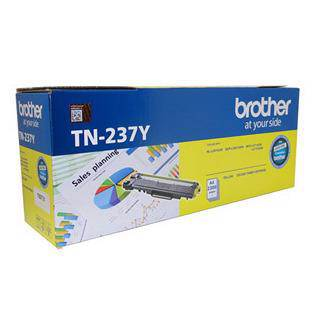 Brother TN237 Yellow Toner Cartridge (2300 Pages)