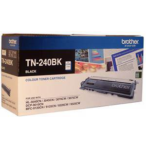 Brother TN240 Black Toner Cartridge (2200 Pages)