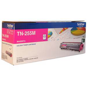 Brother TN255 Magenta Toner Cartridge (2200 Pages)
