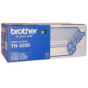 Brother TN3250 Black Toner Cartridge (3000 Pages)