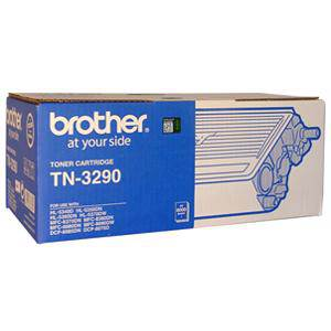 Brother TN3290 Black Toner Cartridge (8000 Pages)