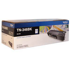 Brother TN346 Black Toner Cartridge (4000 Pages)