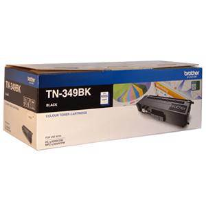 Brother TN349 Black Toner Cartridge (6000 Pages)