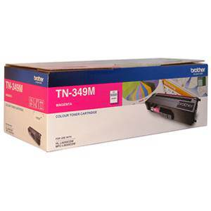 Brother TN349 Magenta Toner Cartridge (6000 Pages)