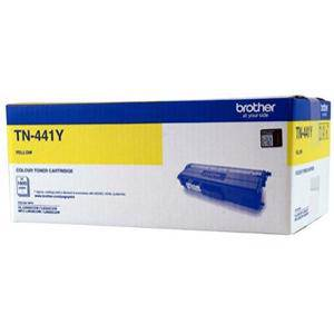 Brother TN441Y Yellow Toner Cartridge (1800 Page)