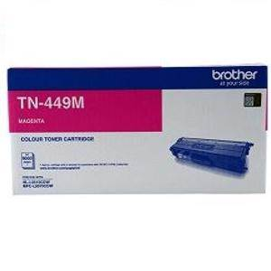 Brother TN449M Magenta Toner Cartridge (9000 Page)