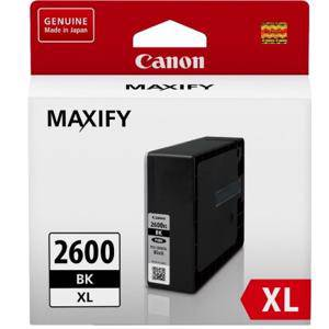 Canon 2600XL Black Ink Cartridge (2500 Pages)