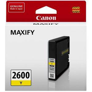 Canon 2600XL Yellow Ink Cartridge (1500 Pages)