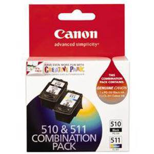 Canon 510/511 Value Pack (2 Pack)